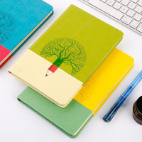 A5 Creative Grid Line Multi Functional Student Daily Memos Notebook Business Noted Check List Planner Lovely