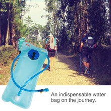 OUTAD 2L Portable PEVA Bicycle Cycling Water Backpack Hydration System Pack Camping Hiking Trekking Climbing Bag