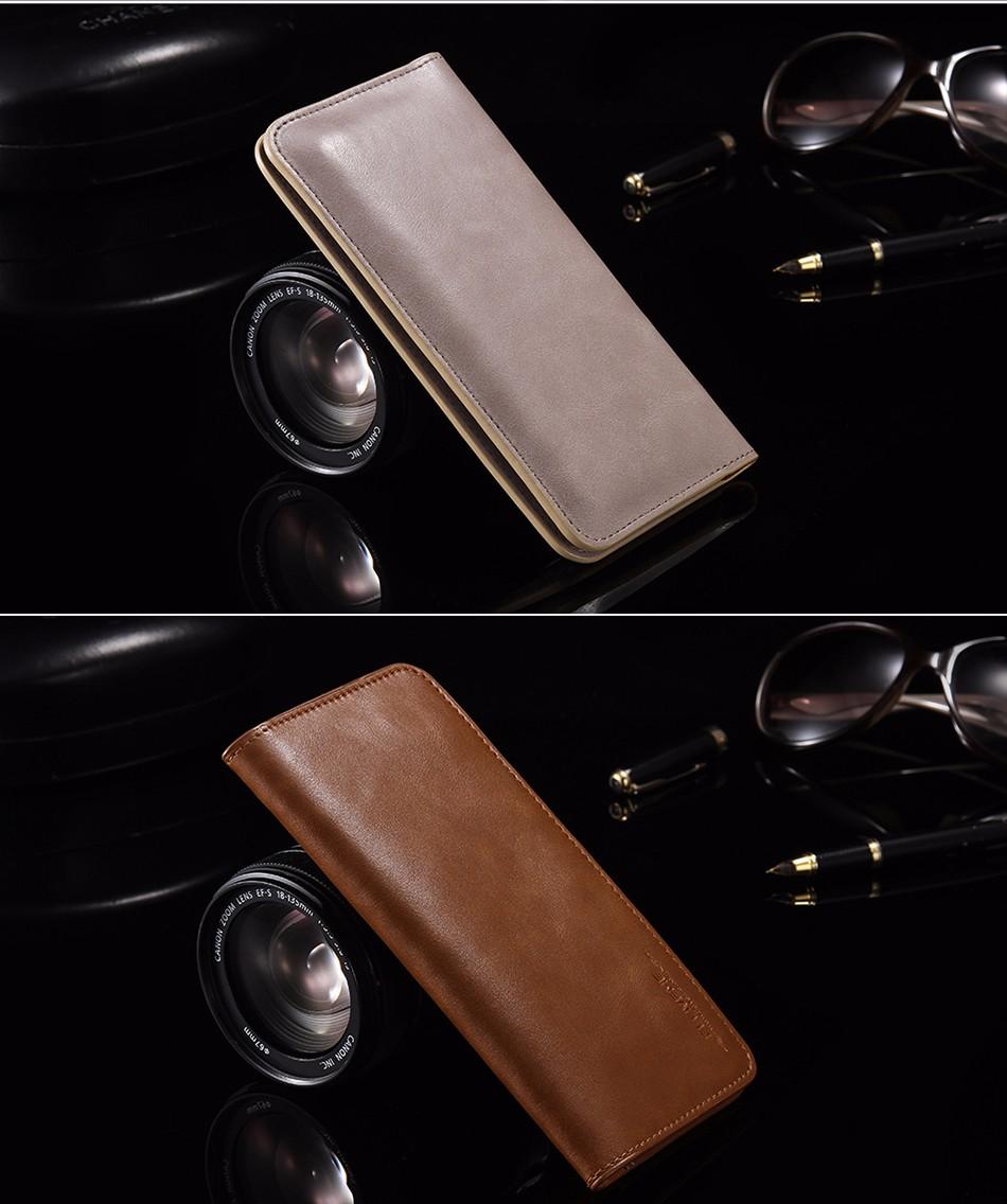 Floveme luksusowe retro skórzany portfel torby phone case do samsung s7 s6 s5 dla iphone 7 6 6 s plus se 5S 5 miękka pokrywa torebka marki 20