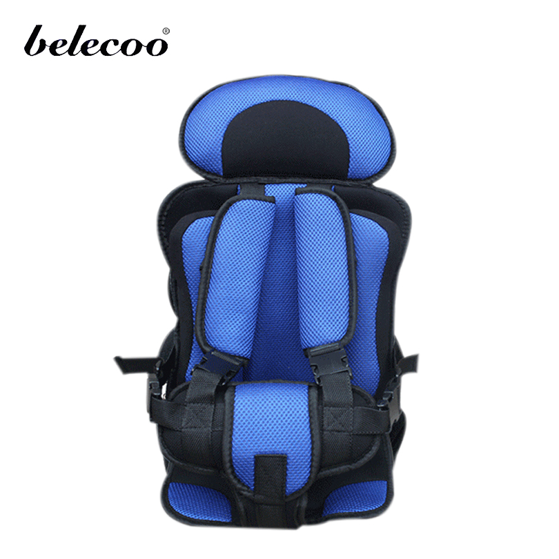 New Auto Seat Potable Baby Car Seat Safety Child Car Seat Stroller Accessories Baby 9 Months - 12 Years Old Seat Cushion