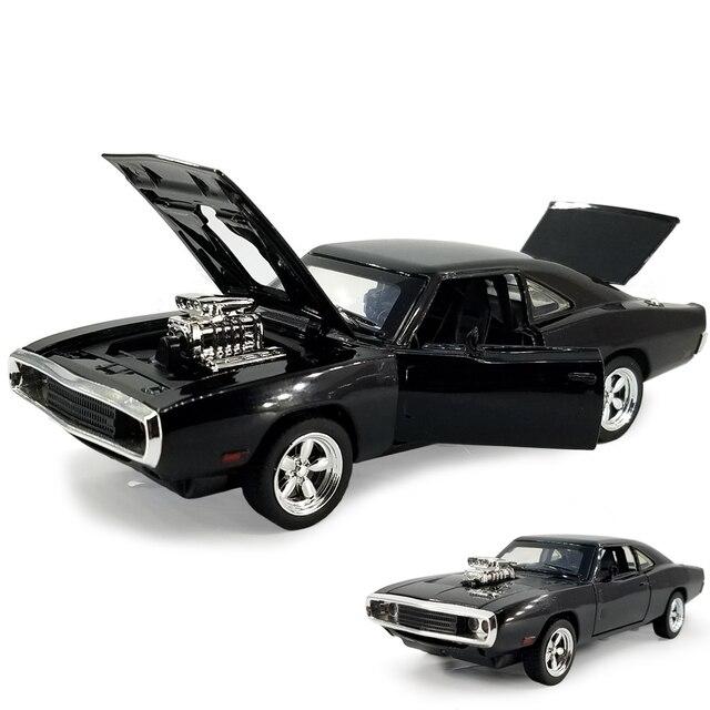 سيارة صغيرة 1:32 شاحن دودج سريع و غاضب سبيكة نماذج سيارات أطفال لعب للأطفال سيارات معدن كلاسيكي