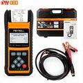 2017 testador de bateria auto foxwell bt780 automotivo 12 v & 24 v veículo carro analisador de bateria agm & efb bt-780 baterias com impressora