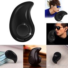 Buy 2 half price Mini Style Wireless Bluetooth Earphone Single S530 V4.0 Sport Headset For Phones Ultralight Comfortable wear