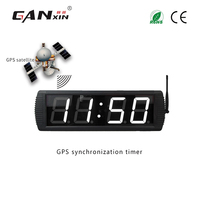 [Ganxin]Real time relay module clock wall clock synchronization control 12/24H clock
