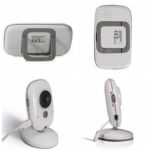 Image 5 - ワイヤレスベビーモニター VB603 3.2 インチ電子ベビーシッターラジオビデオカメラでナイトビジョン温度監視