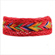 Multi Color Lesbian Pride Bracelets
