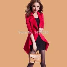 Sale autumn women blazers with dress plus size tight suit 2