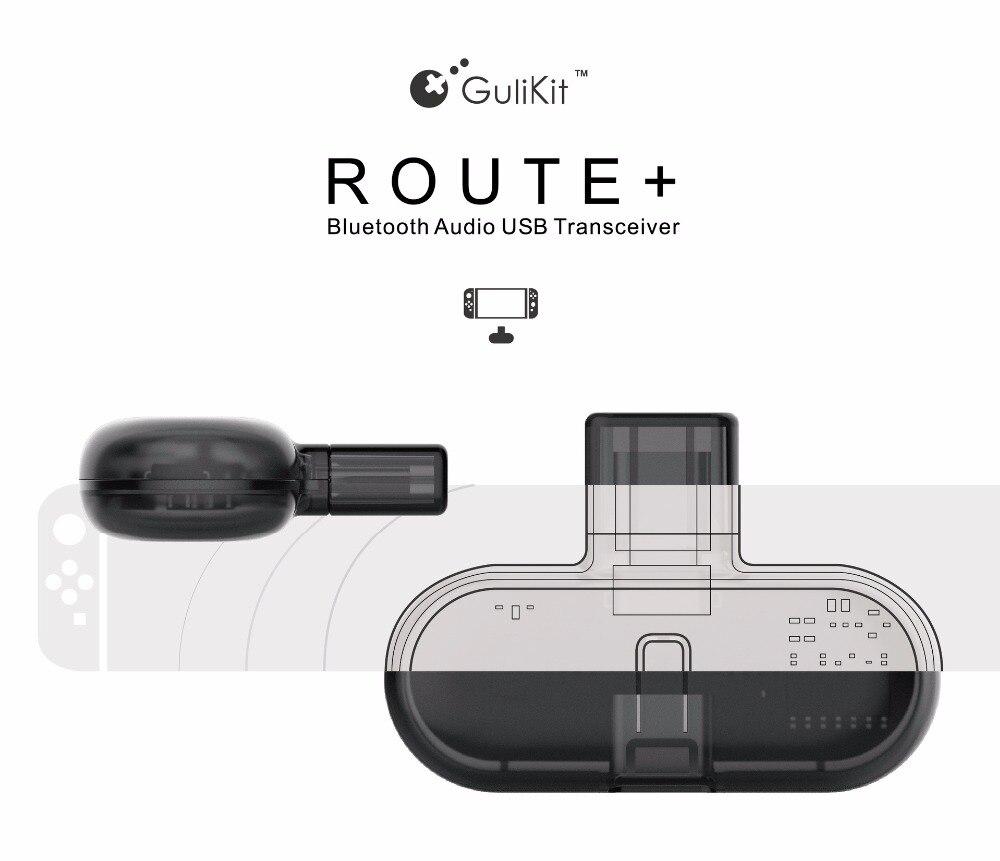 10 M Route + Bluetooth Hi-Fi écouteur haut-parleur Audio USB émetteur-récepteur PC Support TV Dock pour commutateur ntint NS NX Console