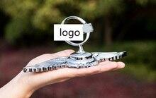 3D цинковый сплав роскошный стенд крылья орла ремонт автомобилей Украшение логотип капот эмблема для Nissan