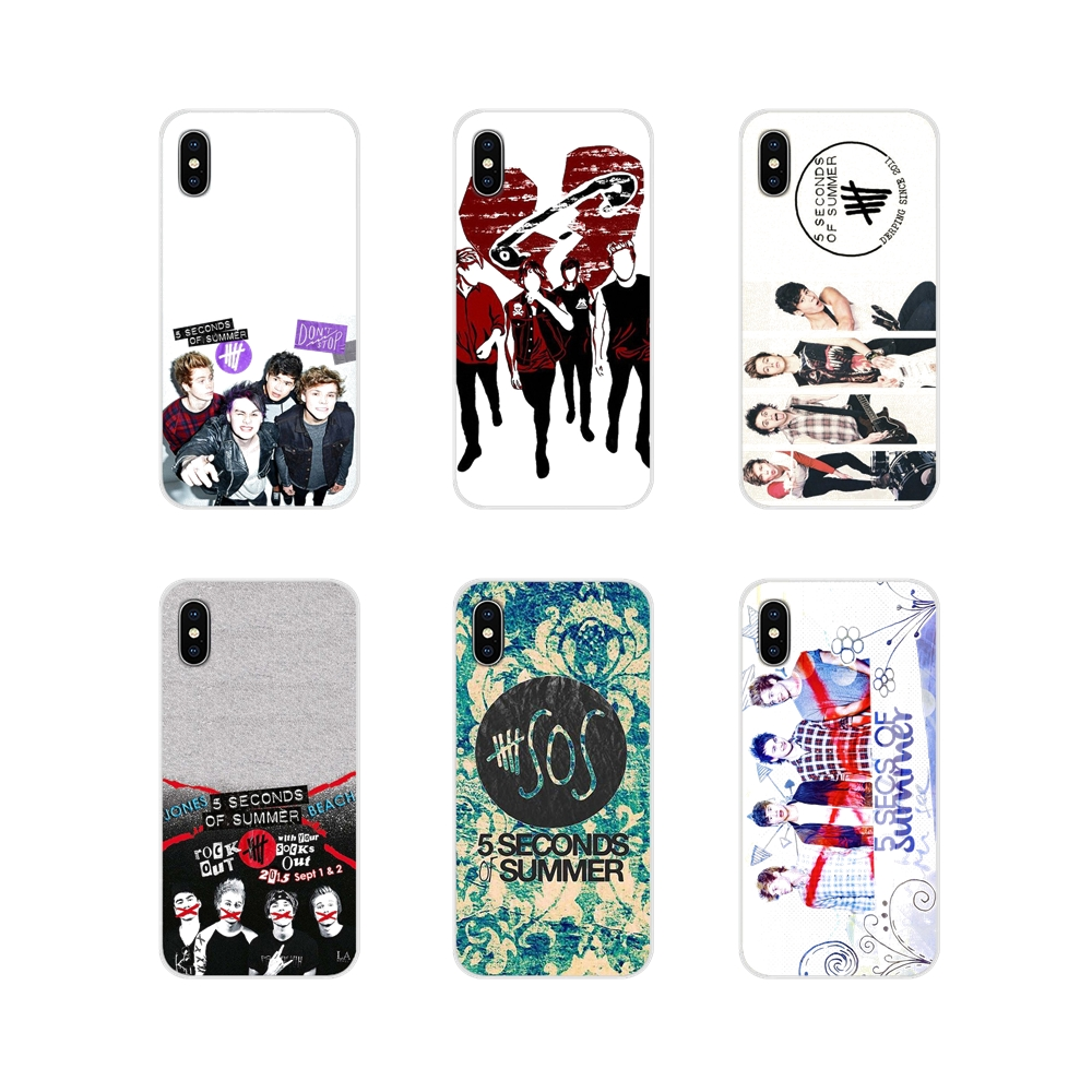 5 seconds of <font><b>summer</b></font> 5sos For <font><b>Huawei</b></font> Nova 2 3 2i 3i <font><b>Y6</b></font> Y7 Y9 Prime Pro GR3 GR5 2017 <font><b>2018</b></font> 2019 Y5II Y6II <font><b>Silicone</b></font> Phone <font><b>Case</b></font> Cover image