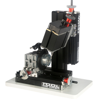 High Power Metal Indexing Milling Machine DIY Six Axis Drilling and Milling Machine 12000rpm 60W