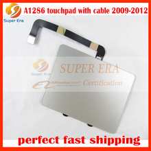 "A1286 touchpad with cable W/ Ribbon Flex Cable Connector for macbook pro 15.4"" A1286 trackpad with cable 2009-2012year"
