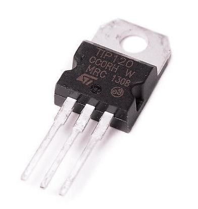 tip120 транзистора