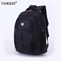 New Trend Stylish Men Waterproof Large Capacity Bag Travel Laptop Backpack Nylon College Tide Casual Men
