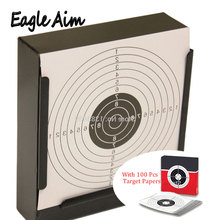 Pellet-Trap Airgun Target Target-Papers/also Hunting Tactical Paintball/improving