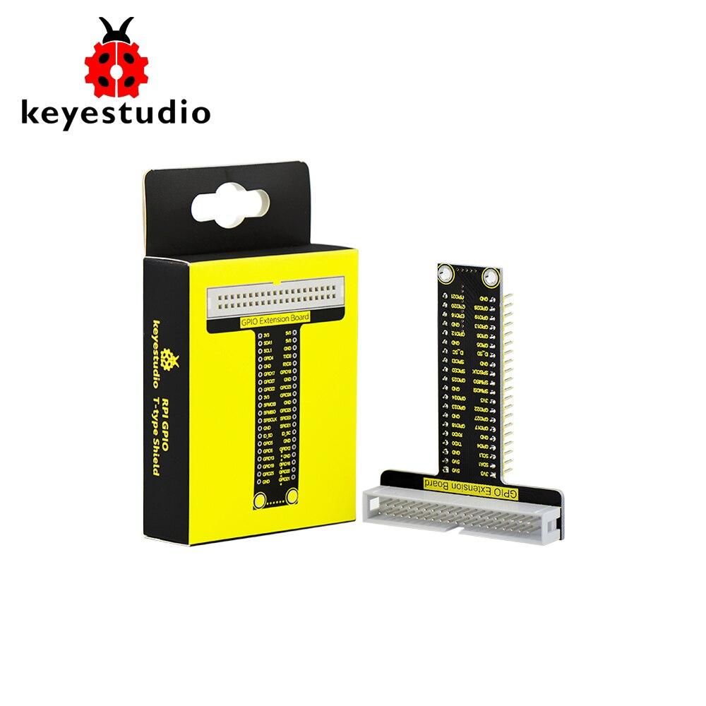 ¡Envío gratis! Keyestudi-protector tipo T RPI GPIO para Raspberry Pi/certificación CE