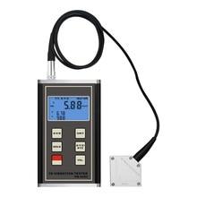 Цифровой VM6380 Виброметр 3 оси пьезоэлектрический XYZ акселерометр Сенсор Виброметр VM-6380 для периодической измерительный тестер