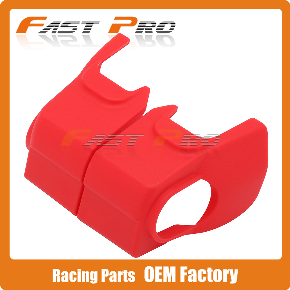 Motorcycle Shock Absorbing Cover Fork Shoe Protection Kit For <font><b>Honda</b></font> CRF450RX CRF250X CRF450X CRF250R CRF450R <font><b>CRF</b></font> 250X 250R <font><b>450</b></font> R image