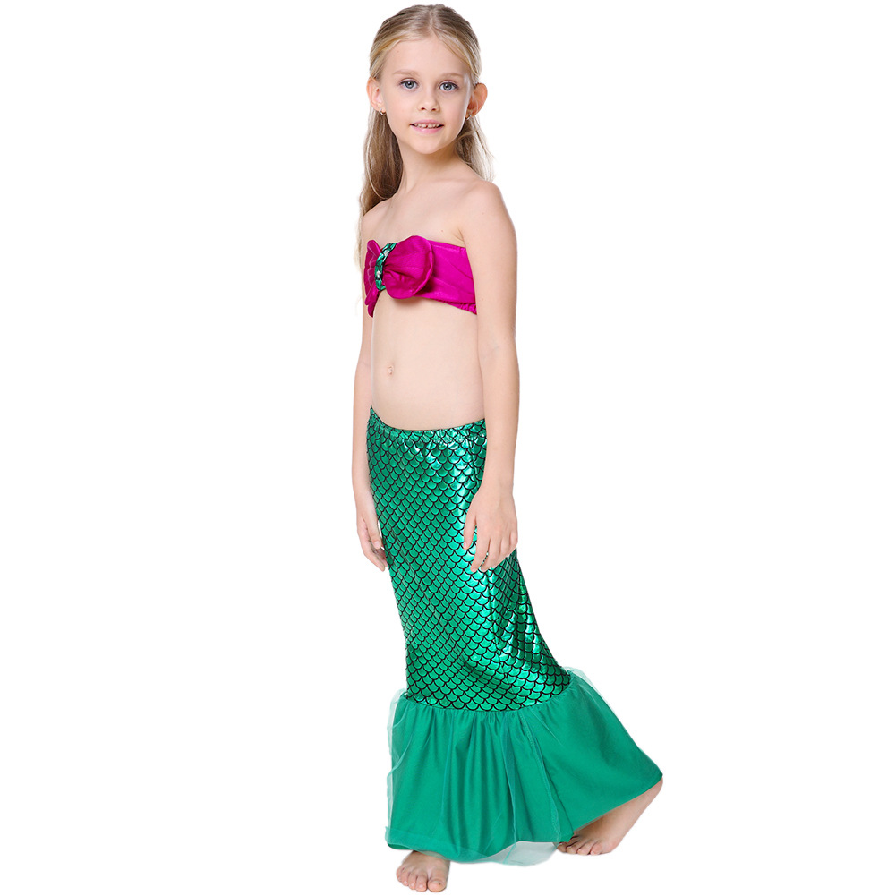 aliexpress : buy child mermaid tail costume princess ariel the