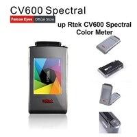 Falconeyes CV 600 Premium Handheld Spectrometer Light source colorimeter/LED Spectral Irradiance Colorimeter/Portable spectromet