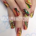 Professional Nail Art tool screen nail Printer and flower printer printing 5 hand nails or 12 artificial nails at same time