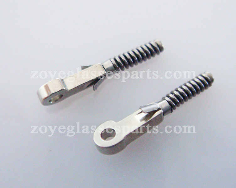 1.2mm spring inside for eyeglass spring hinge TX-031,broken spring hinge repairing part nickel stainless steel ship in 2 days