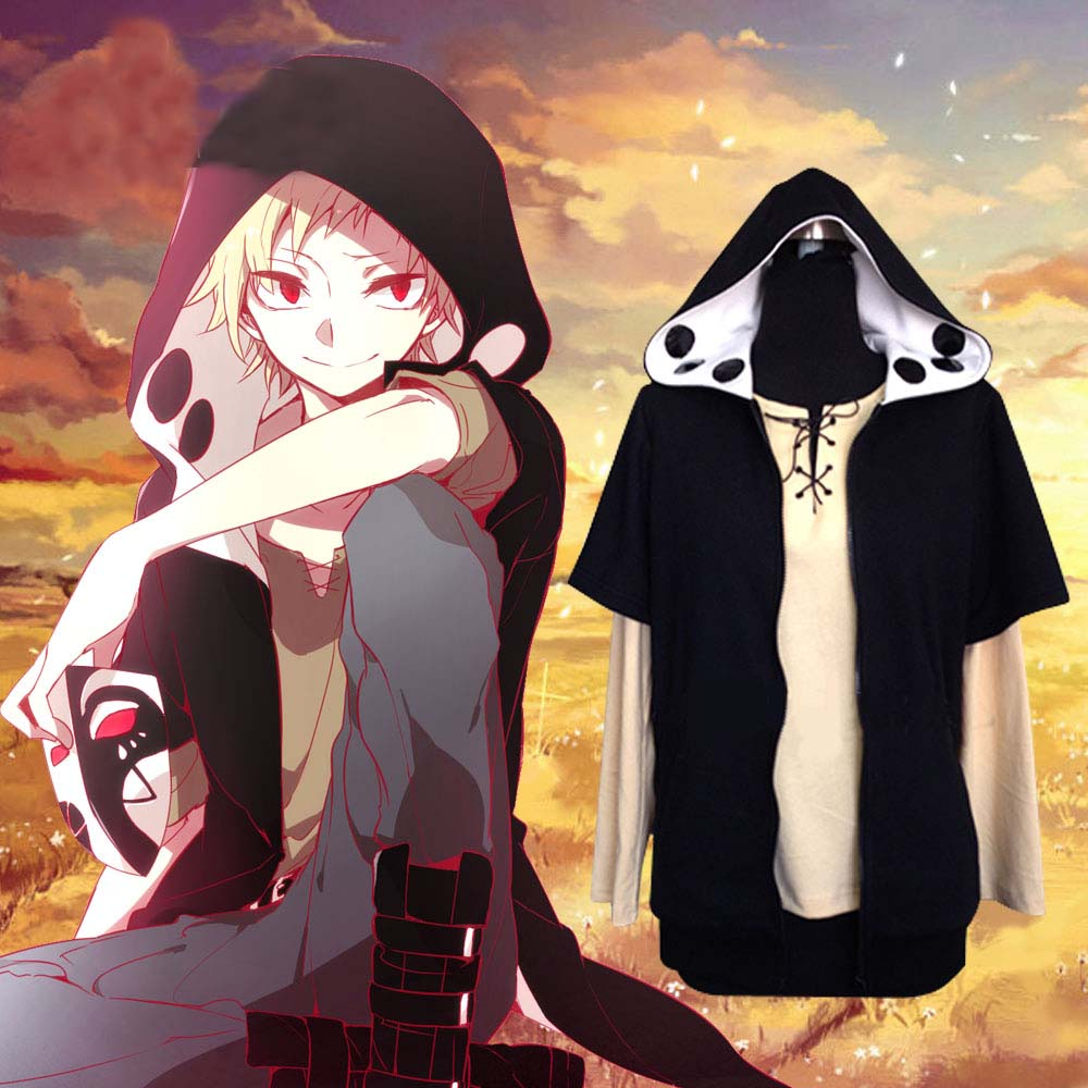 Anime Characters Jacket : New anime mekakucity actors kagerou project kano shuuya