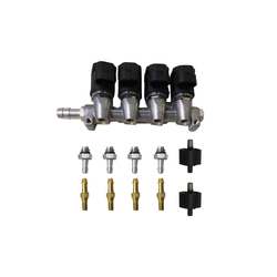 3 ohm 4 cylindry CNG LPG wtryskiwacza szyny wysokiej prędkości wspólne szyna wtryskiwacza wtryskiwacz gazu i akcesoria