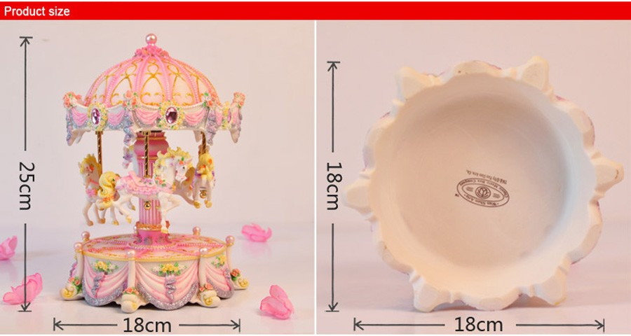 Carousel Music Box (11)