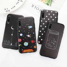 Candy Black Soft Cases For Xiaomi Mi 8 Lite 9 SE Mi Pocophone F1 6X 5X