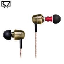 Noise Cancelling KZ GR Earphones 3.5mm Retro In Ear XBS BASS Earphone Metal Earbuds pk Meizu ep31 MP3 DJ Music not for Xbox One