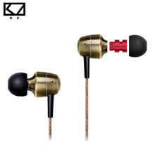 Noise Cancelling KZ GR Earphones 3.5mm Retro In Ear XBS BASS Earphone Metal Earbuds pk Meizu ep31 MP3 DJ Music not for Xbox One