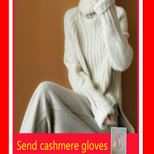 cashmere sweater and winter in