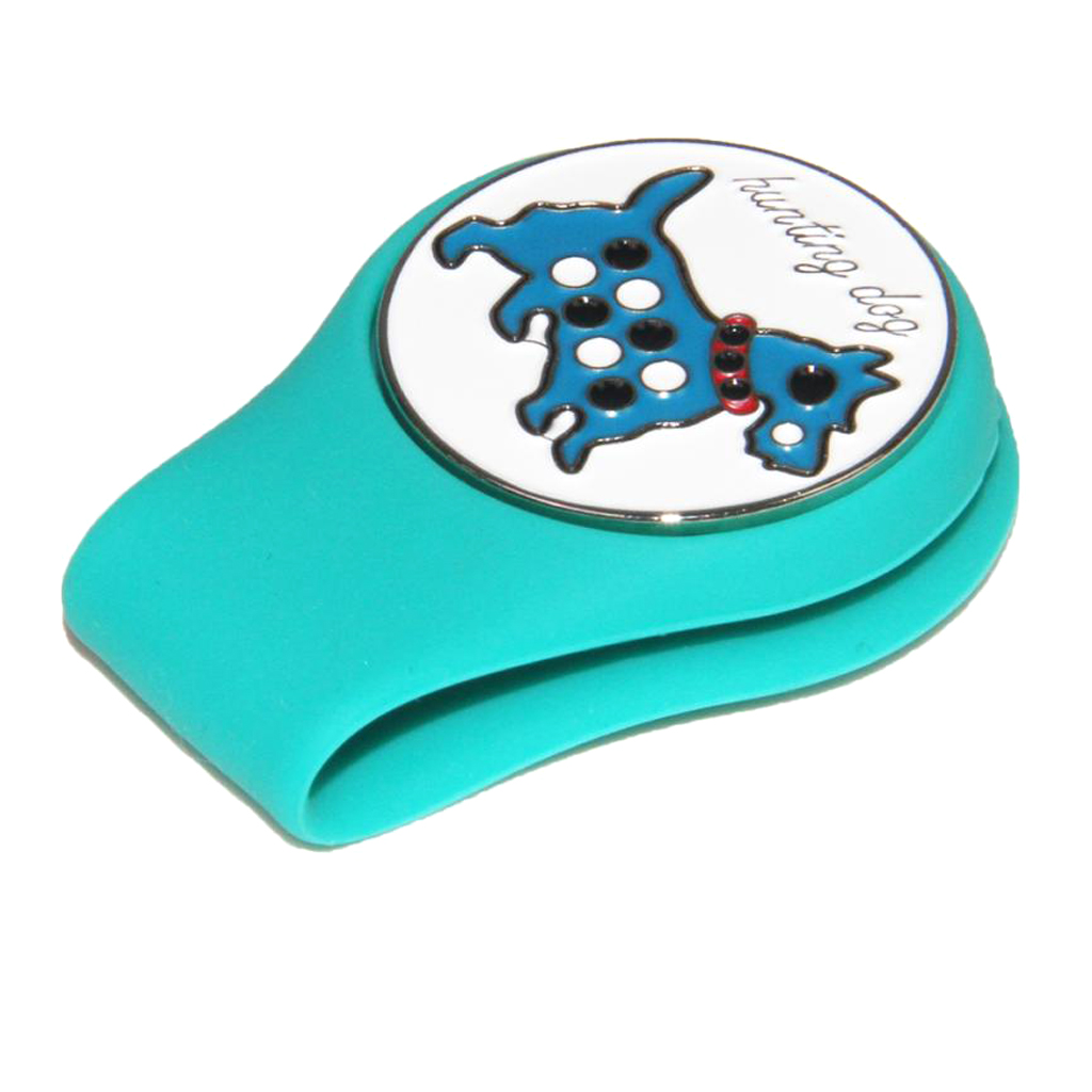 Perfeclan Golf Hat Clip Ball Marker Magnetic