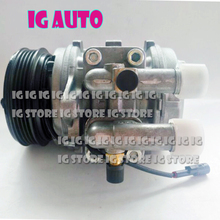 цены HIGH QUALITY NEW QS70 AUTO AC COMPRESSOR FOR CAR SUZUKI VITARA 95230-83000 95230-82115 47200-6021 447200-7462 447200-7460