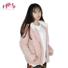 Japanese Winter Coat Mori Girl Short Student Cotton Basic Pink Coats Women Clothing Warm Outwear Women Jackets  Female Overcoats