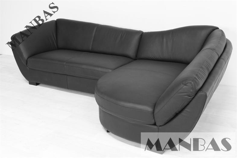 9001# Silver Furniture home corner sofa Living Room Leather Sofas morden sofa leather corner sofa livingroom furniture corner sofa factory export wholesale c59