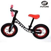 미래 2019 어린이 균형 자전거 전체 탄소 섬유 어린이 2-6/높이 80-130 cm 자전거에 적합 3kg 미만