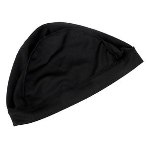 Image 3 - LEEPEE Motorcycle Helmet Inner Cap Unisex Quick Dry Breathable Hat Racing Cap Under Helmet
