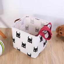 Здесь можно купить   Foldable Canvas Laundry Basket Dirty Clothes Storage Bag Dots Stars Sundries Toy Organizer Storage Basket Barrel Home Storage & Organization