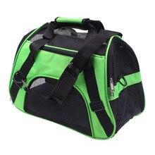 Breathable Dog Carrier Pet Transport Portable Dogs Shoulder Bag Cat Handbag Travel Cage Puppy Accessories