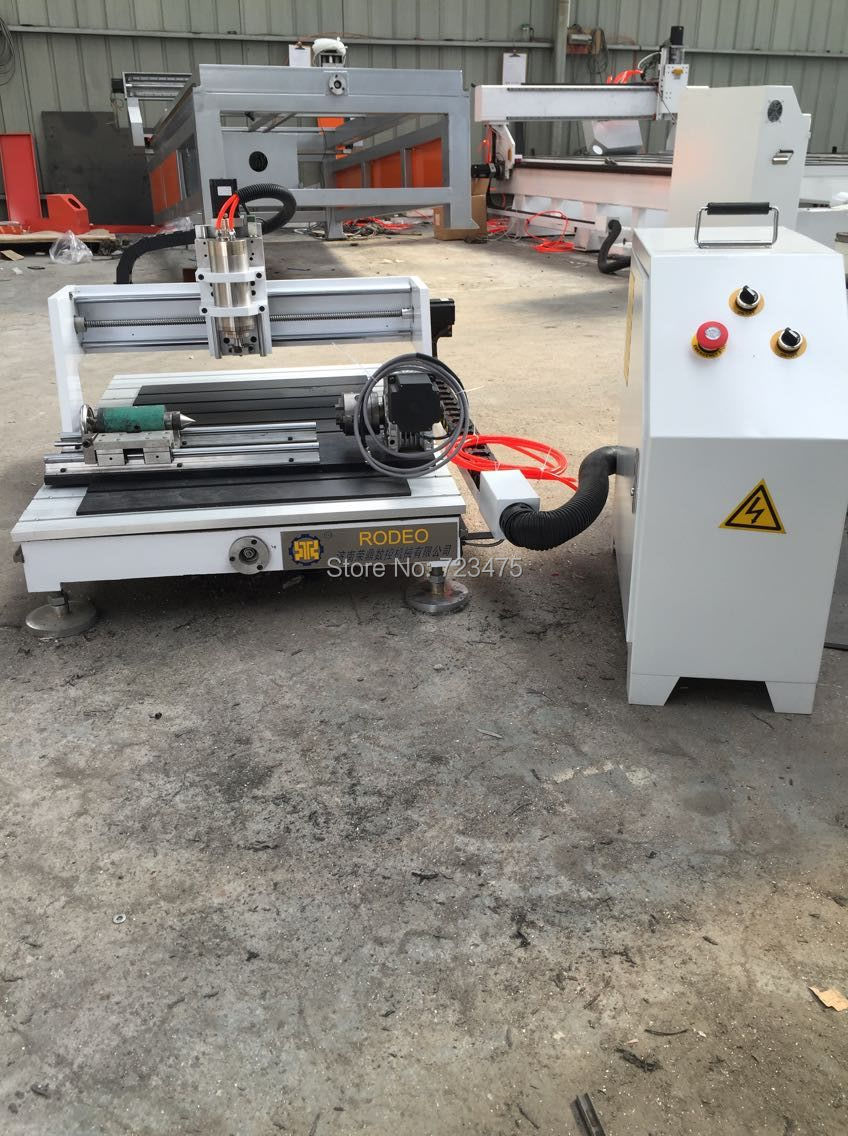 Made in China,homemade 6090 with rotary axis pcb cnc router for sale  цены