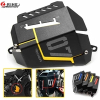 New Hot Arrival CNC Motor Motorcycle Radiator Side Protective Cover Grill Guard For YAMAHA MT 07