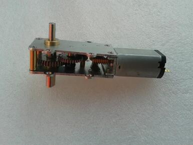 WGF180 worm deceleration motor electric model curtain remote control car automation equipment drive motor