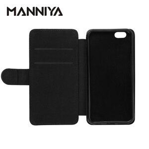 Image 2 - غطاء من الجلد المطاطي PU + PU لهواتف iphone 11/11 PRO/11 PRO MAX/6 7 8 X XS XR XS MAX مع حوامل البطاقات 10 قطعة/الوحدة
