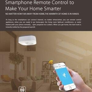 Image 5 - Lonsonho Tuya Smart Wifi Pir Motion Sensor Alarm Infrarood Motion Detector Smart Leven App