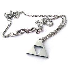 Silver Women Men Fashion Charm Chain Metal Necklace Pendant Sweater Chain Hot T52