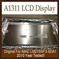 Новый A1311 LM215WF3-SDA1 ЖК-Дисплей Для Apple iMac 21.5 ''ЖК-Экран С Передней Стекла Полное Собрание 2010 Года Испытания