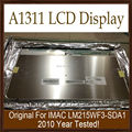 Brand new a1311 lm215wf3-sda1 ''de pantalla lcd de pantalla lcd para apple imac 21.5 con frente de cristal conjunto completo 2010 año del análisis