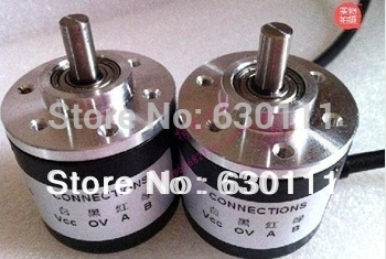 Free Shipping  Incremental rotary encoder 600 lines
